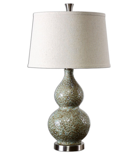 Uttermost Metalceramic Table Lamps