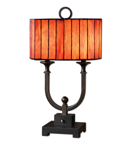 Uttermost Bellevue Table Lamp in Oil Rubbed Bronze 26432-1 photo