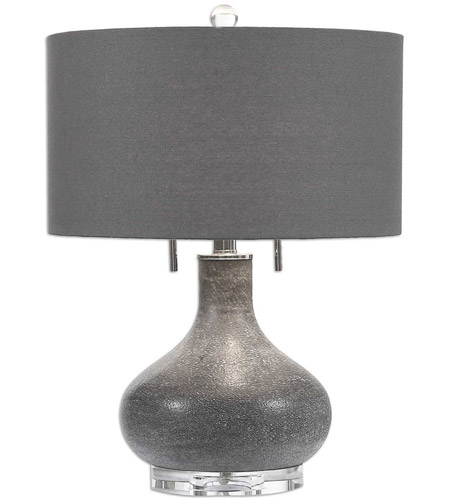 Uttermost Glasscrystalfabric Table Lamps
