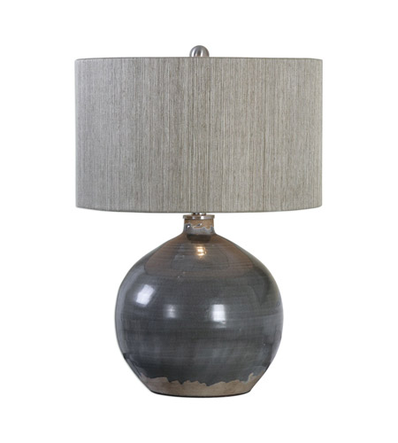 Gray Ceramic Table Lamps