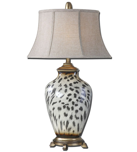 Uttermost Resin Table Lamps