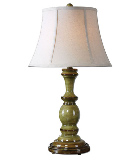 Uttermost Alonte Green Table Lamp in Green 27692 photo