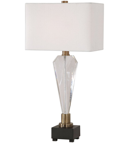Brass Metal Crystal Table Lamps
