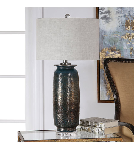 Uttermost 27919 Olesya 30 inch 150 watt Table Lamp Portable Light 27919_A1.jpg