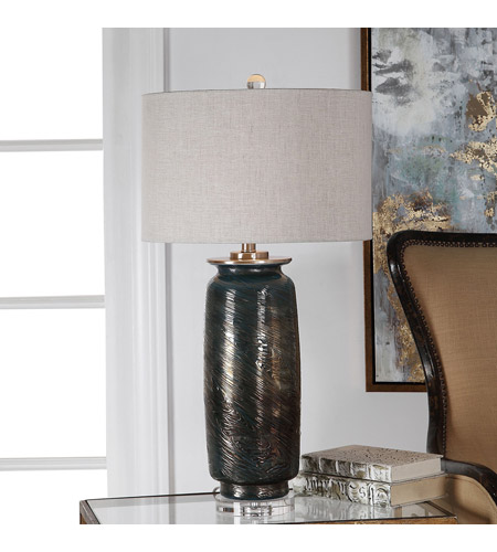 Uttermost 27919 Olesya 30 inch 150 watt Table Lamp Portable Light 27919_Beauty.jpg