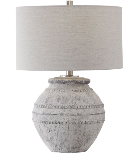 Uttermost 28212-1 Montsant 26 inch 150 watt Table Lamp Portable Light