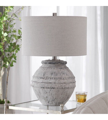 Uttermost 28212-1 Montsant 26 inch 150 watt Table Lamp Portable Light 28212-1_A1.jpg