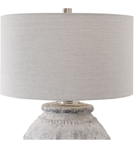 Uttermost 28212-1 Montsant 26 inch 150 watt Table Lamp Portable Light 28212-1_A2.jpg