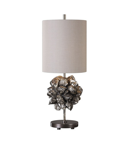 Uttermost 29375-1 Nipa Palm 27 inch 150 watt Accent Lamp Portable Light, Palm, David Frisch photo