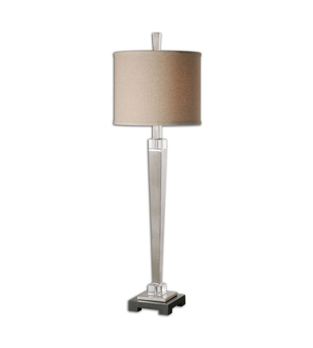 Uttermost Brushed Nickel Table Lamps