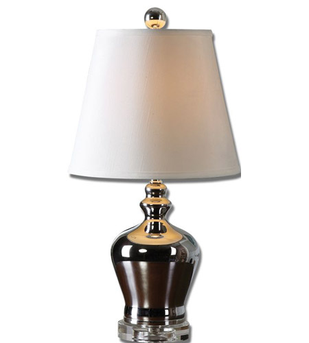 Uttermost Molina Silver Table Lamp in Silver 29932