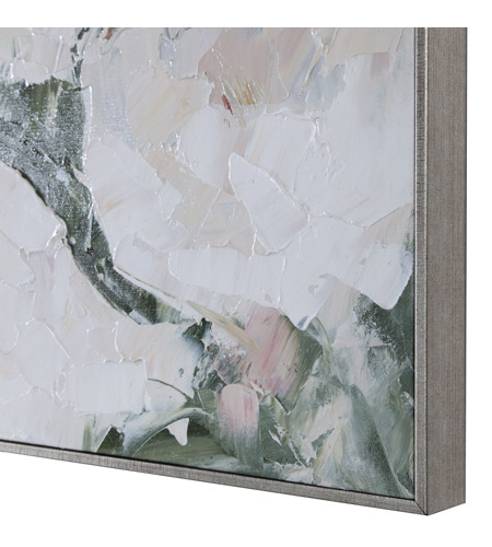 Uttermost 31419 Sweetbay Magnolias 57 X 33 inch Hand Painted Art 31419_A3_DETAIL.jpg