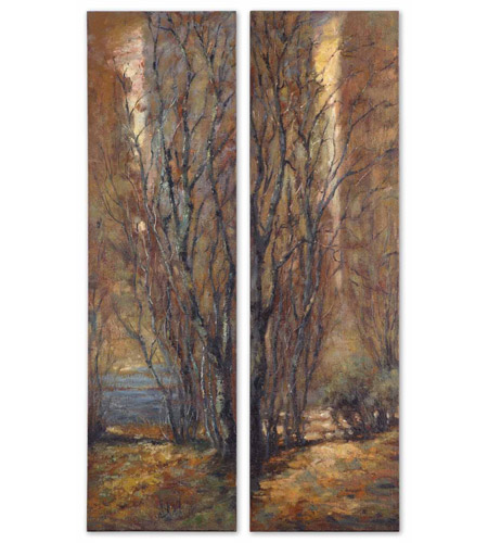 Uttermost 32147 Tree Panels n/a Art photo