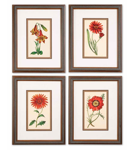Uttermost 33495 Traditional Botanicals- n/a Wall Art