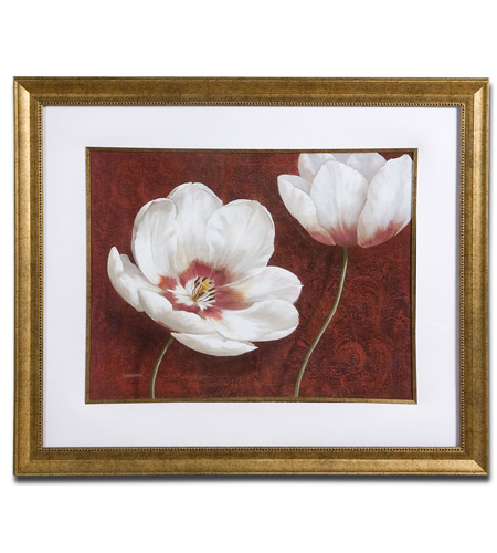 Uttermost 33579 Prized Blooms 40 X 34 inch Art Print