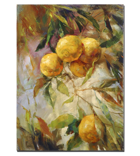 Uttermost 34231 Summer Harvest 38 X 28 inch Painting