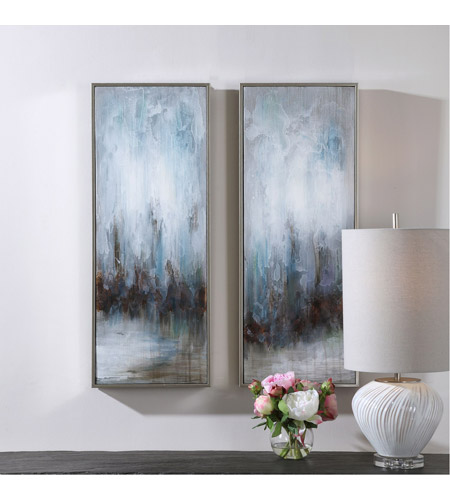 Uttermost 34376 Rainy Days 33 X 13 inch Abstract Art, Set of 2 34376_beauty.jpg