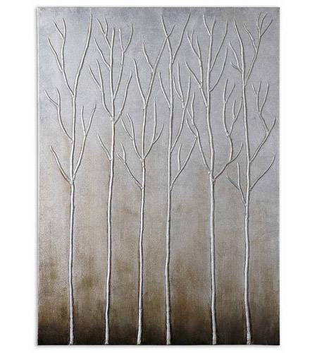 Uttermost Sterling Trees Art 35105 photo