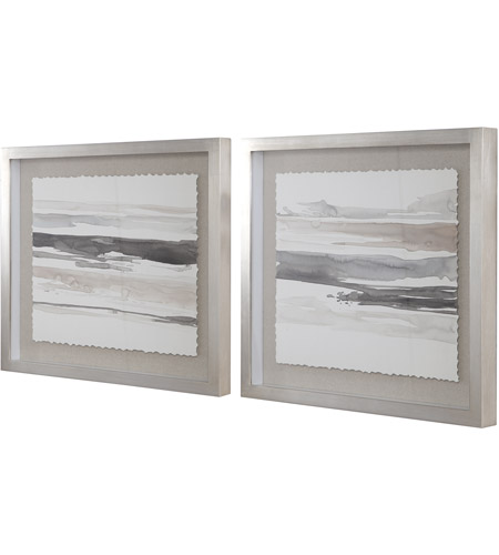 Uttermost 36114 Neutral Landscape 30 X 26 inch Framed Prints, Set of 2 36114_A.jpg