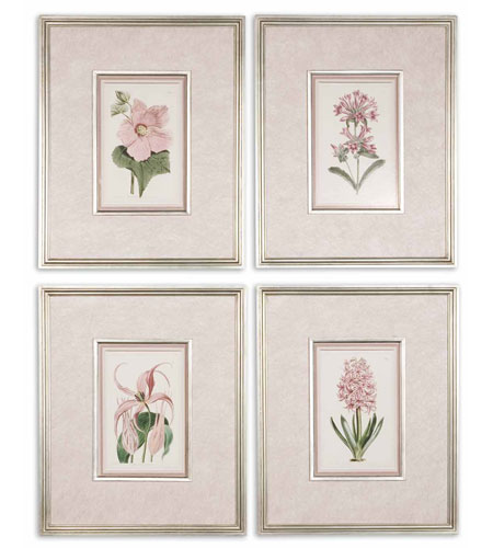 Uttermost 41296 Pale Pink I n/a Wall Art
