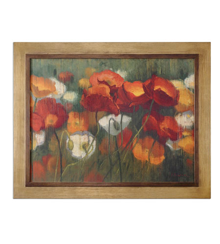 Uttermost 41326 The Power Of Red II n/a Wall Art