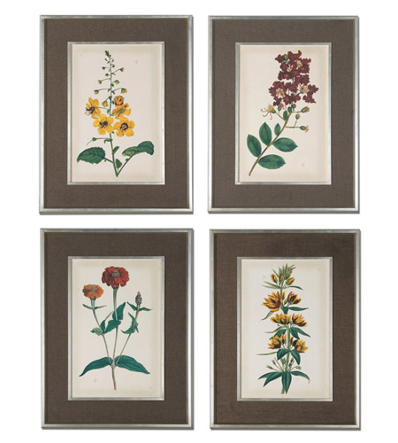 Uttermost 41393 Floral Varieties 34 X 26 inch Art Prints photo