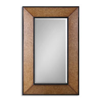 Uttermost 01104 Sonoma 55 X 35 inch Antiqued Natural Cork Wall Mirror thumb