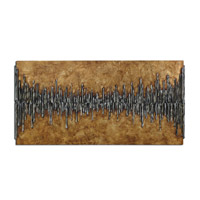 Uttermost Dimensional City View Wall Art 01302