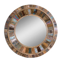 Uttermost 04017 Jeremiah 32 X 32 inch Wall Mirror