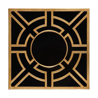 Uttermost Abramo Wall Art in Antiqued Gold Leaf 04024