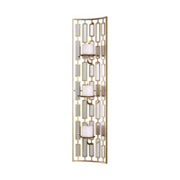 Uttermost 04045 Loire 10 inch Gold Wall Sconce Wall Light