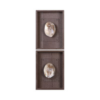 Uttermost Aquarius Wall Art in Shell 04047