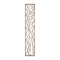 Uttermost Scribble Wall Panel in Aged Gold 04059