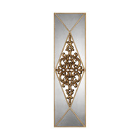 Serrano Antique Gold Wall Art