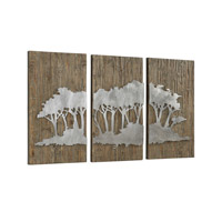 Uttermost 04121 Safari Views Cut Iron Wall Art 04121-A.jpg thumb