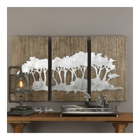 Uttermost 04121 Safari Views Cut Iron Wall Art thumb