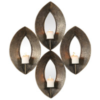 Nina 40 X 35 inch 4 Candle Sconce