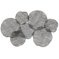 Uttermost 04174 Ripley 47 X 26 inch Metal Leaf Wall Art 04174_A.jpg thumb