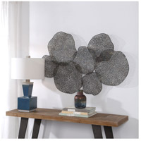 Uttermost 04174 Ripley 47 X 26 inch Metal Leaf Wall Art 04174_A2.jpg thumb