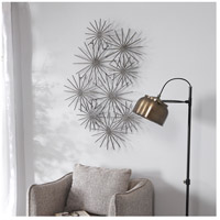 Uttermost 04208 Nixie 43 X 28 inch Metal Wall Decor 04208_A1.jpg thumb