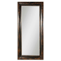 Uttermost Wilton Mirror in Distressed Antique Black 05021