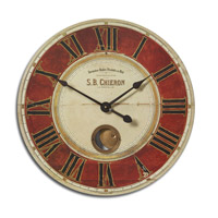 Uttermost S.B. Chieron 23In Clocks 06042