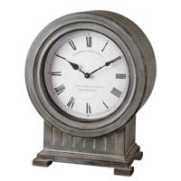 Uttermost Chouteau Mantel Clock 06088