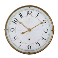Uttermost 06091 Torriana 32 X 32 inch Wall Clock