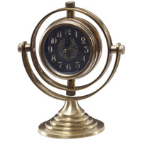 Uttermost 06430 Almonzo 8 X 7 inch Table Clock