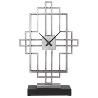 Uttermost 06455 Vanini 23 X 11 inch Tabletop Clock
