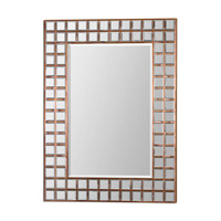 Keely 47 X 35 inch Mosaic Mirror Home Decor