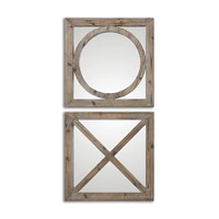 Uttermost Baci E Abbracci Set of 2 Mirrors 07067