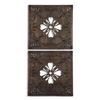 Uttermost 07583 Mikilana 21 X 21 inch Metal Wall Art thumb