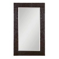 Uttermost Ballinger Mirror in Dark Mocha Brown 07610